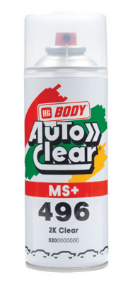Body 496 AutoClear